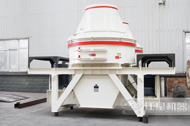 HX制砂机-直通冲击式制砂机,时产5-160吨