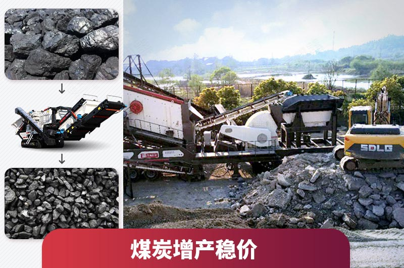煤炭增产稳价